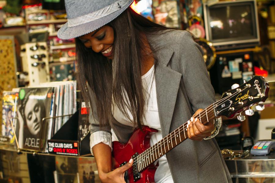 ギターの音色を決める時のコツ