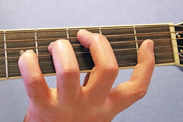 ペンタトニックスケールでギターソロをアドリブで弾く感覚を掴む